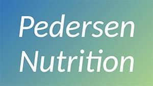 Pedersen Nutrition Logo